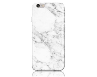 For Samsung Galaxy S7 Edge Case #Marble Design Hard Phone Case