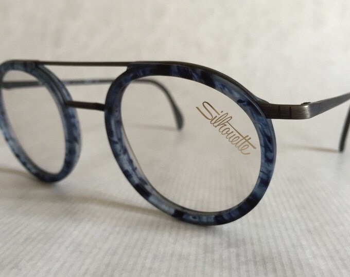 Silhouette M 7109 Vintage Glasses New Unworn Deadstock