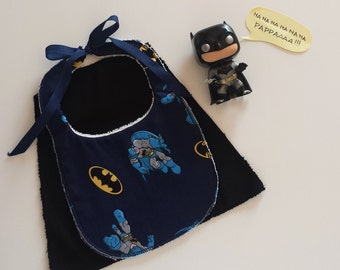 Super baby Bib fantasy batman