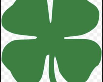 Monogrammed St. Patricks Day, Short Sleeve Shirt