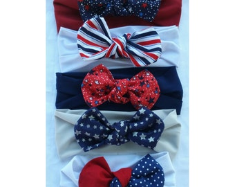 4th of July headbands