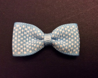 Small Bow Tie Embellishments for Crafts, Cards, Scrap booking,  Qty 10