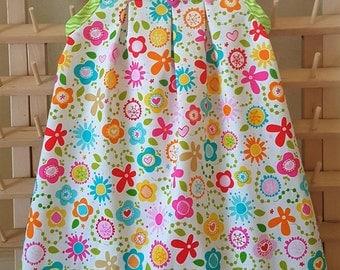Pop-It Bead Floral Sun Dress