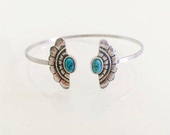 Cuff bracelet, Boho bracelet, Bangle bracelet, Arm bracelet, Dainty bracelet, Bohemian cuff bracelet