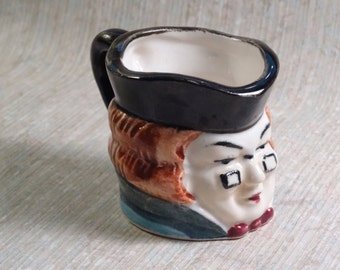 Miniature Toby Mug Ben Franklin