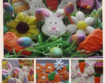 Easter cookies mix