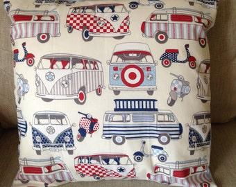 LARGE 47 cm camper van cushion cover