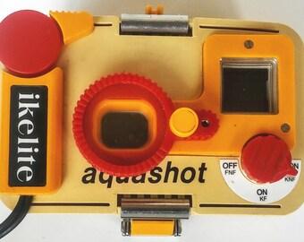 Camera Accessory - Vintage Camera Case - Snorkeling - Underwater Photo - Waterproof Case - Photo Accessory - Aquashot  - Under Water Camera
