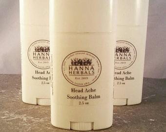 Headache Blend - Essential Oils Blend - Headache Relief - All natural headache relief - Lavender Essential oils - peppermint essential oils