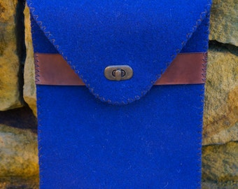 Sleeve for tablet in felt