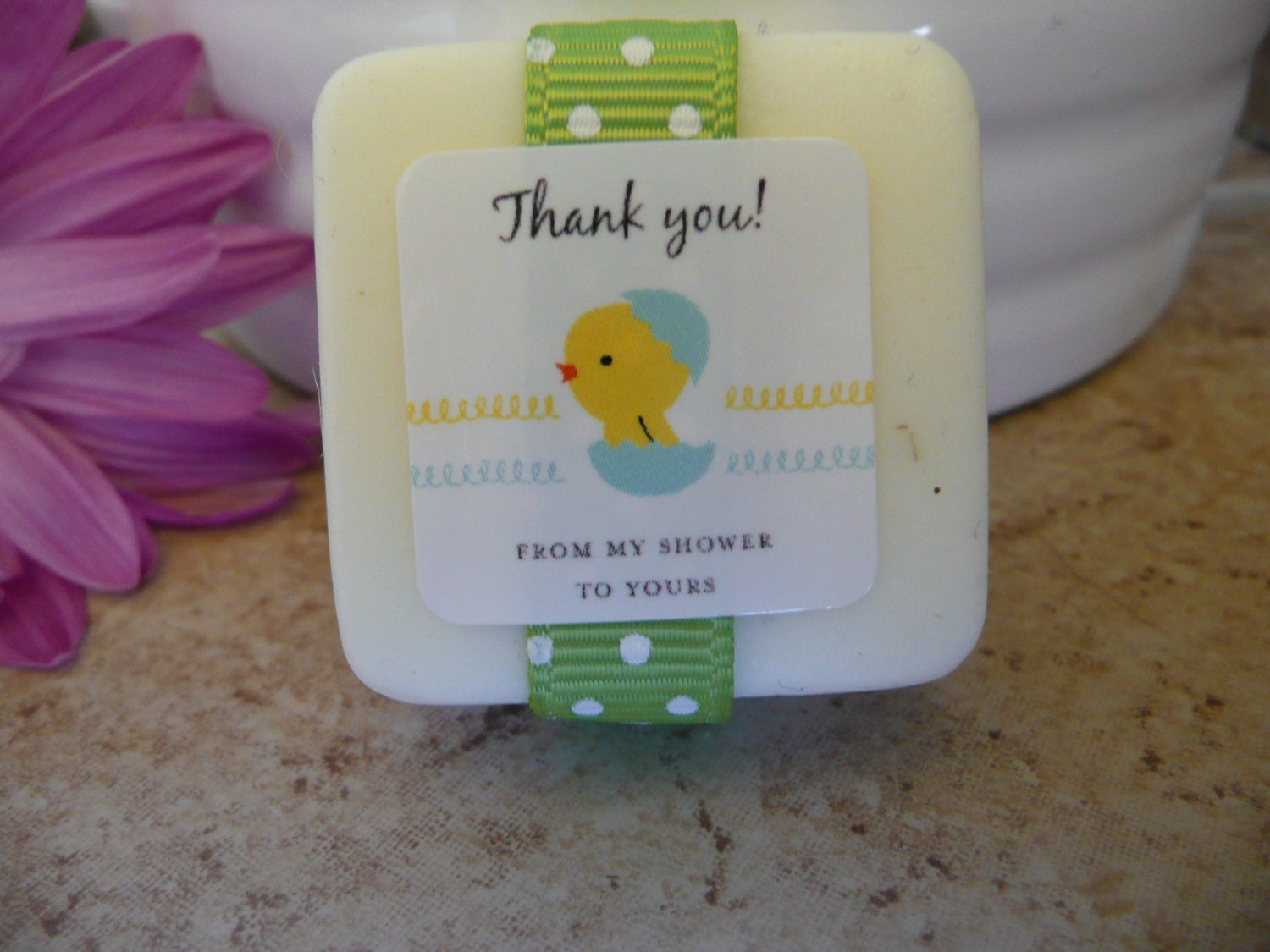 custom soap baby shower favors 24 favors with custom labels