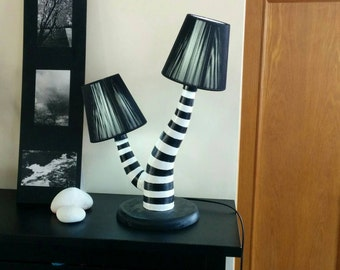 Doble Beetlejuice Lamp