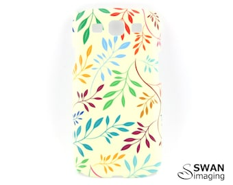 Coloured Leaves Phone Case ~ Samsung Galaxy S3