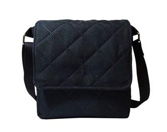 Shoulder bag Messenger bag black little Darling