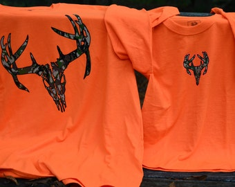 Adult and Youth Matching Deer Hunting Shirts
