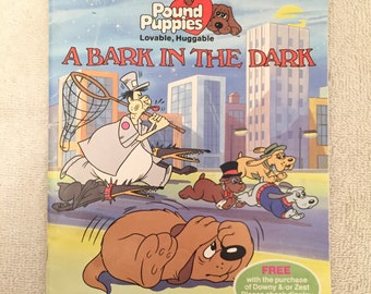 Vintage Pound Puppies Story Book