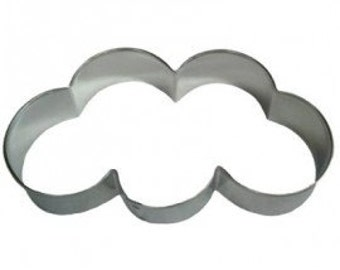 """Cloud 5"""" Cookie Cutter - Olympic Rings 2020"""