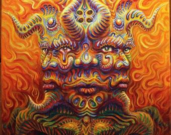 Transmutation - Archive Print