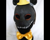 Five Nights at Freddy's - Nightmare Mask