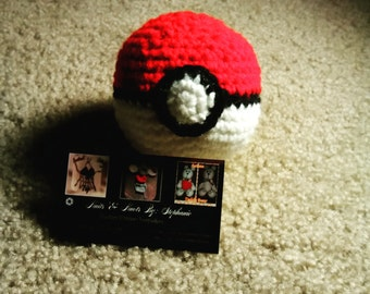 Crochet Pokemon ball