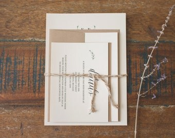 Wedding Invitation Kit Download