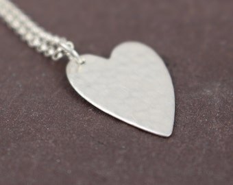 Pretty hammered heart