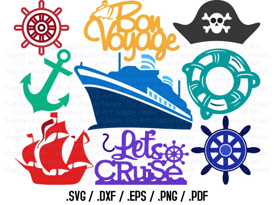 Cruise ship | Etsy