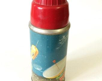 Vintage Thermos Sputnik