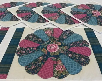 Nice Table Runner Set Of 5 Tablecloths Table Linens Quilted Cotton Set Dining  Table Runners Table Cloth