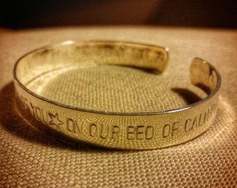 Wilco - California Stars bracelet