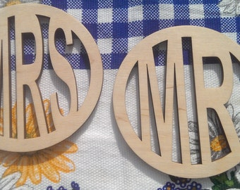 Wood coasters Wooden coasters Wood Hot Wooden Trivets wood coaster drink coasters MR MRS trivet Coaster wood coasters personalized coasters
