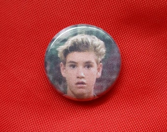 "Zack Morris 1"" Pin"
