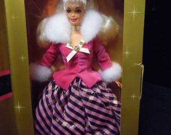 Winter Rhapsody Barbie Doll