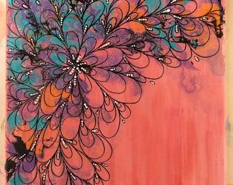 "Painting 0220 ""Flora"""