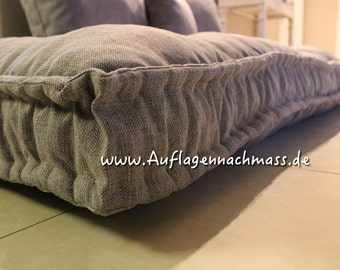 Mattress pillow, cushions of range of, seat cushions, floor cushions
