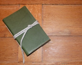 Classic Artist's Leather Sketchbook