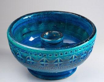 BITOSSI - Rimini Blue - Candleholder