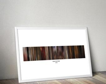 Pulp Fiction • Film Colour Palette