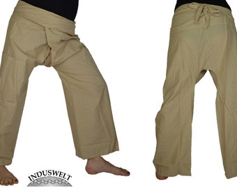 Thai Fisherman Pants Wrap Pants