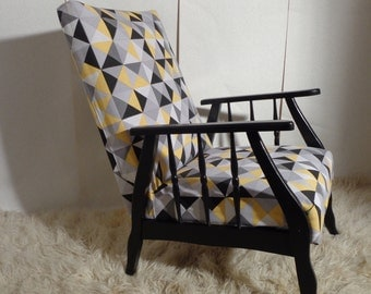 Chair 60 restyled annes vintage