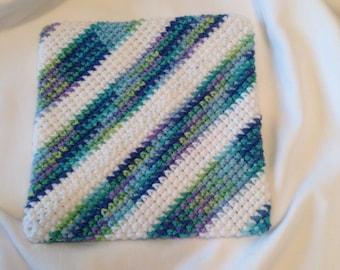 Crochet potholder - Potholder - Crochet potholders - pot holder - crocheted potholder - crochet hot pad - potholders - crochet trivet