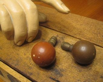 1920 Ball Finials