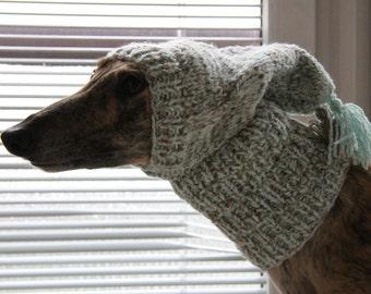 Greyhound - Galgo - Sighthound hat, greyhound hat