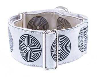 Martingale collar,Greyhound collar, martingale dog collar,  dog collar, martingale collars, 2 inch,