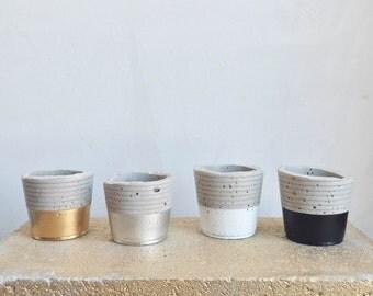 Small Concrete Cup