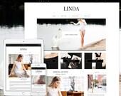 Linda WordPress Theme - Responsive Blog & Magazine Template