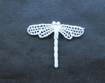 Dragonfly Large Applique Venise Lace 6021