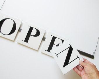 Open / Nope