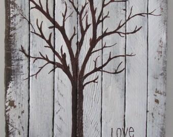 Love Grows Tree