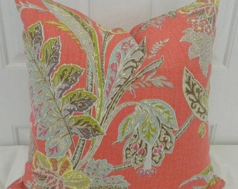 KRAVET- ISHANA by ECHO- Decorative Pillow Cover / 20 x 20  / Both Side / Ready to Ship!